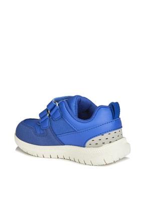Vicco Solo Erkek Bebe Saks Mavi Spor Ayakkabı 3