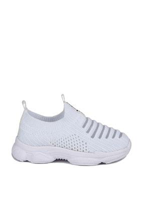 Vicco Macro Unisex Çocuk Beyaz Spor Ayakkabı 2