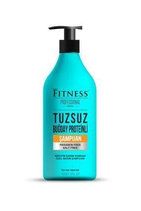 Fitness Professional Saç Düzleştirici Keratin Bakımı Ve Tuzsuz Şampuan Seti 1000 Ml 2