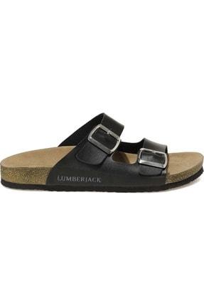 Lumberjack MENDY 1FX Siyah Erkek Terlik 101016660 1