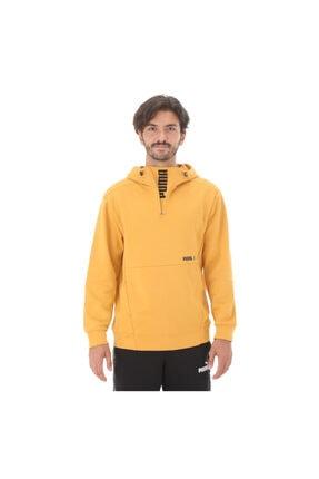 تصویر از 589389-37 Rad Cal Half Zip Dk Mineral Yellow Erkek Ceket Sarı