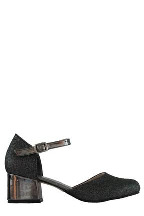 Tek Bant Kapalı Topuklu Ayakkabı TYC00204277485