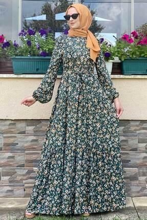 Feray Elbise Zümrüt RS1541