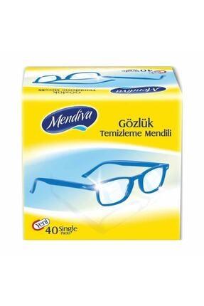 Gözlük Temizleme Mendili 40'lı mndv01