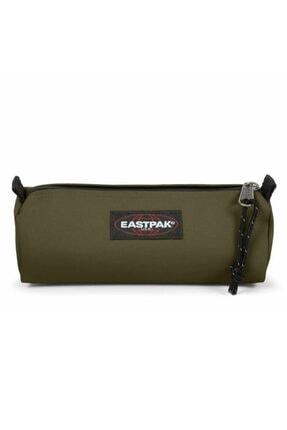 Eastpak Benchmark Single Army Olıve Kalem Çantası Ek372j321 TYC00206774279