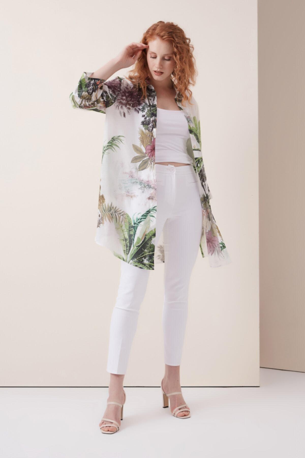Sihirli Pantolon - Beyaz