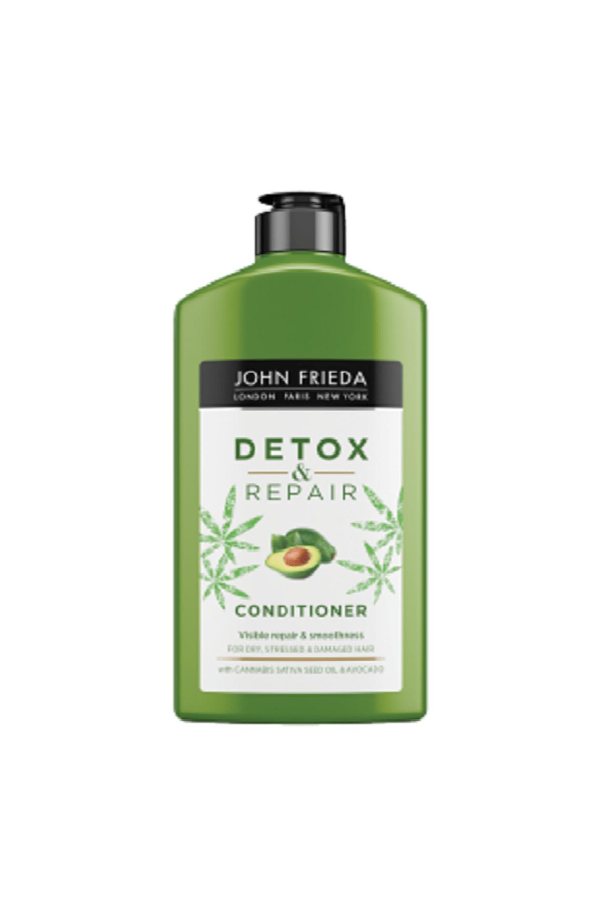 Detox& Repair Kuru Ve Yıpranmış  Saçlar İçin Onarıcı Saç Bakım Kremi