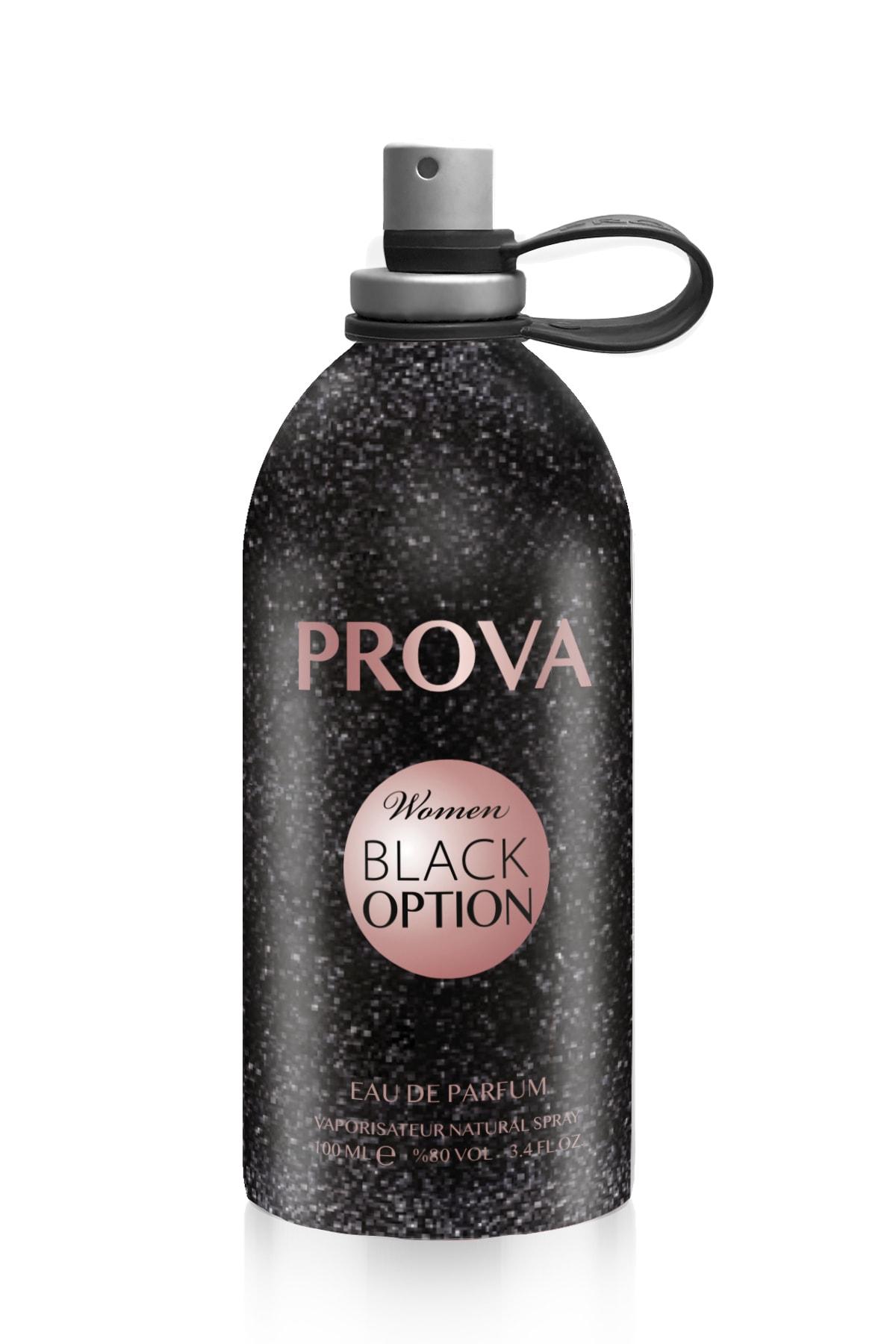 Black Option 100 Ml Kadın Parfümü