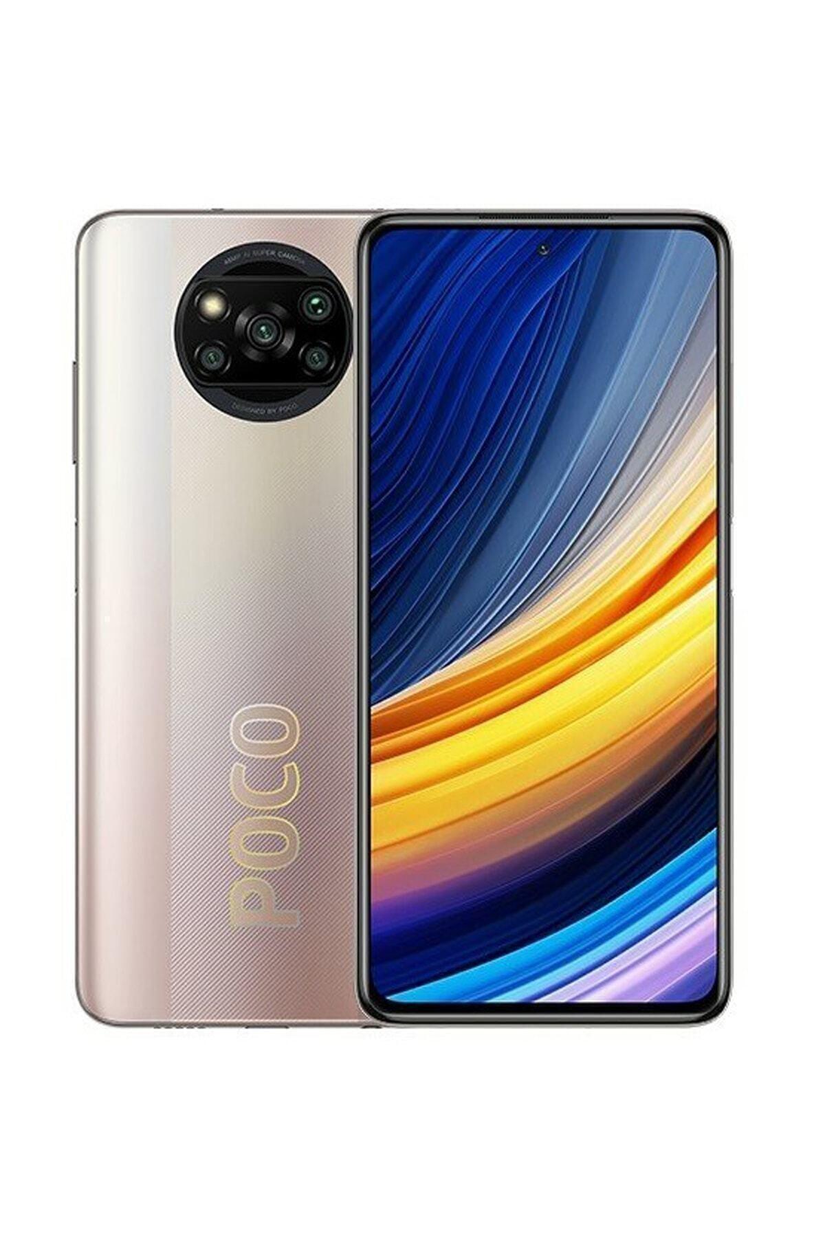 X3 Pro 128GB Bronz Cep Telefonu (Xiaomi Türkiye Garantili)