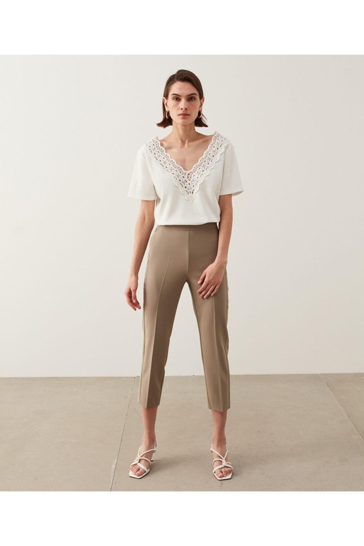 Klasik Kesim Pantolon