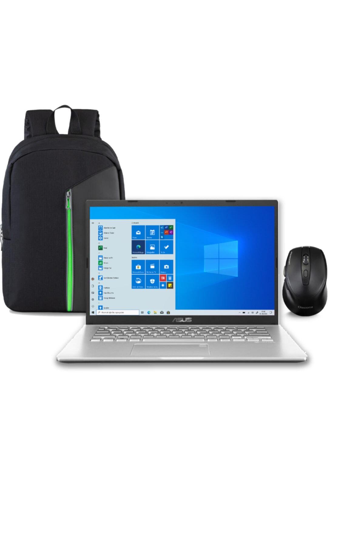 "D409ba-bv167t Amd A6-9225 4 Gb 128 Gb Ssd 14"" Hd Windows 10 Home + Çanta Ve Mouse"