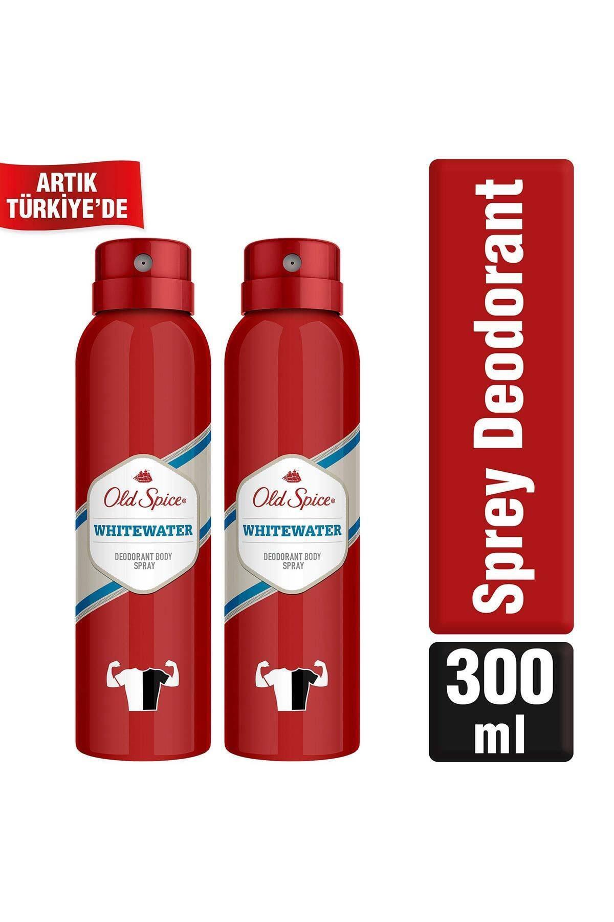 Sprey Deodorant 150 ml Whitewaterx2