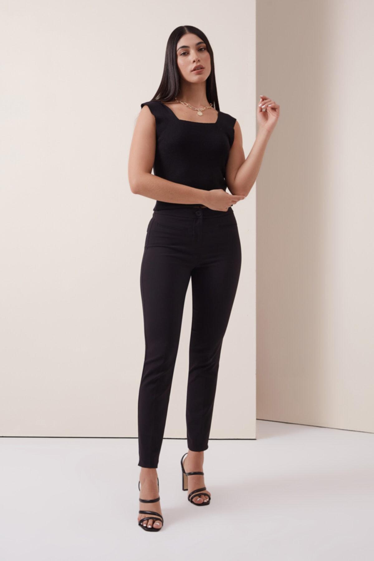 Sihirli Pantolon - Siyah