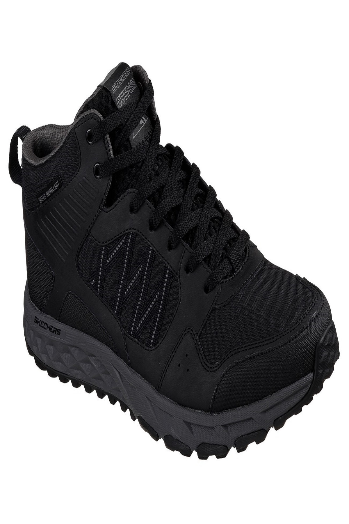 ESCAPE PLAN- SECOND BITE Erkek Siyah Outdoor Ayakkabı