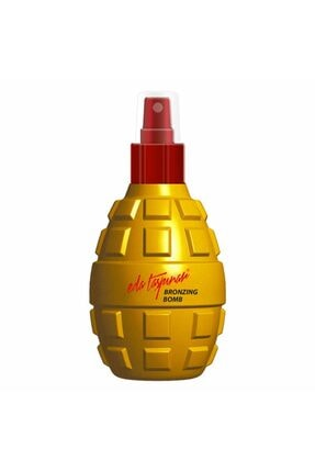 Eda Taşpınar Yoğun Işıltılı Bronzlaştırıcı Yağ 200 ml Bronzing Bomb 200 ml ve 100 ml French Kiss Body Mist 1