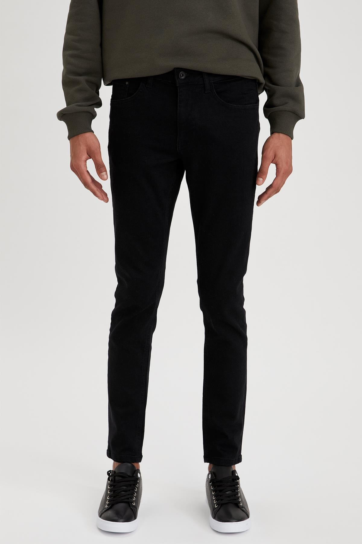 Martin Super Skinny Düşük Bel Dar Paça Jean Pantolon