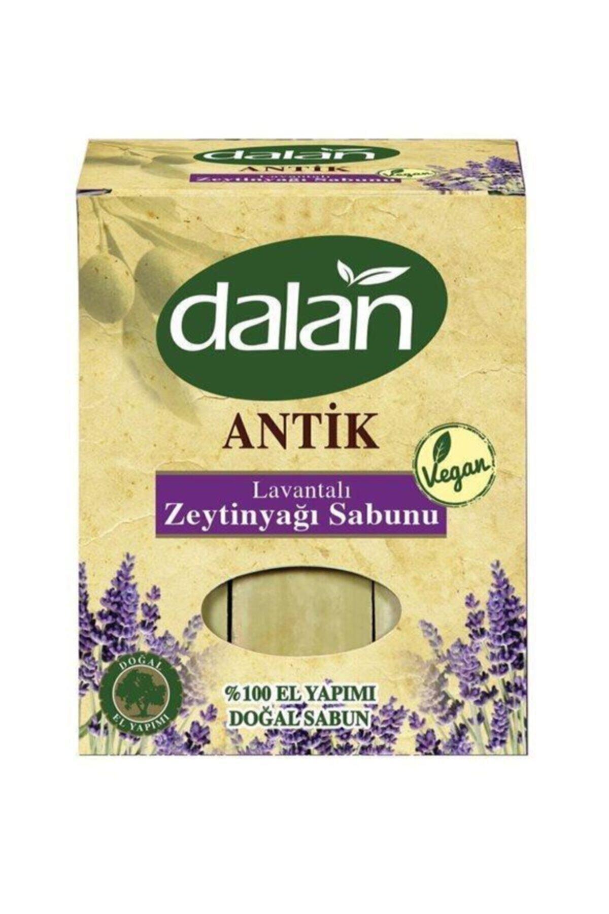 Antik Lavantalı Zeytinyağı Sabun %100 El Yapımı Sabunu 900 gr