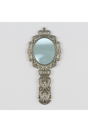 Oval Metal Ayna El Aynası SRHNSHP202190374