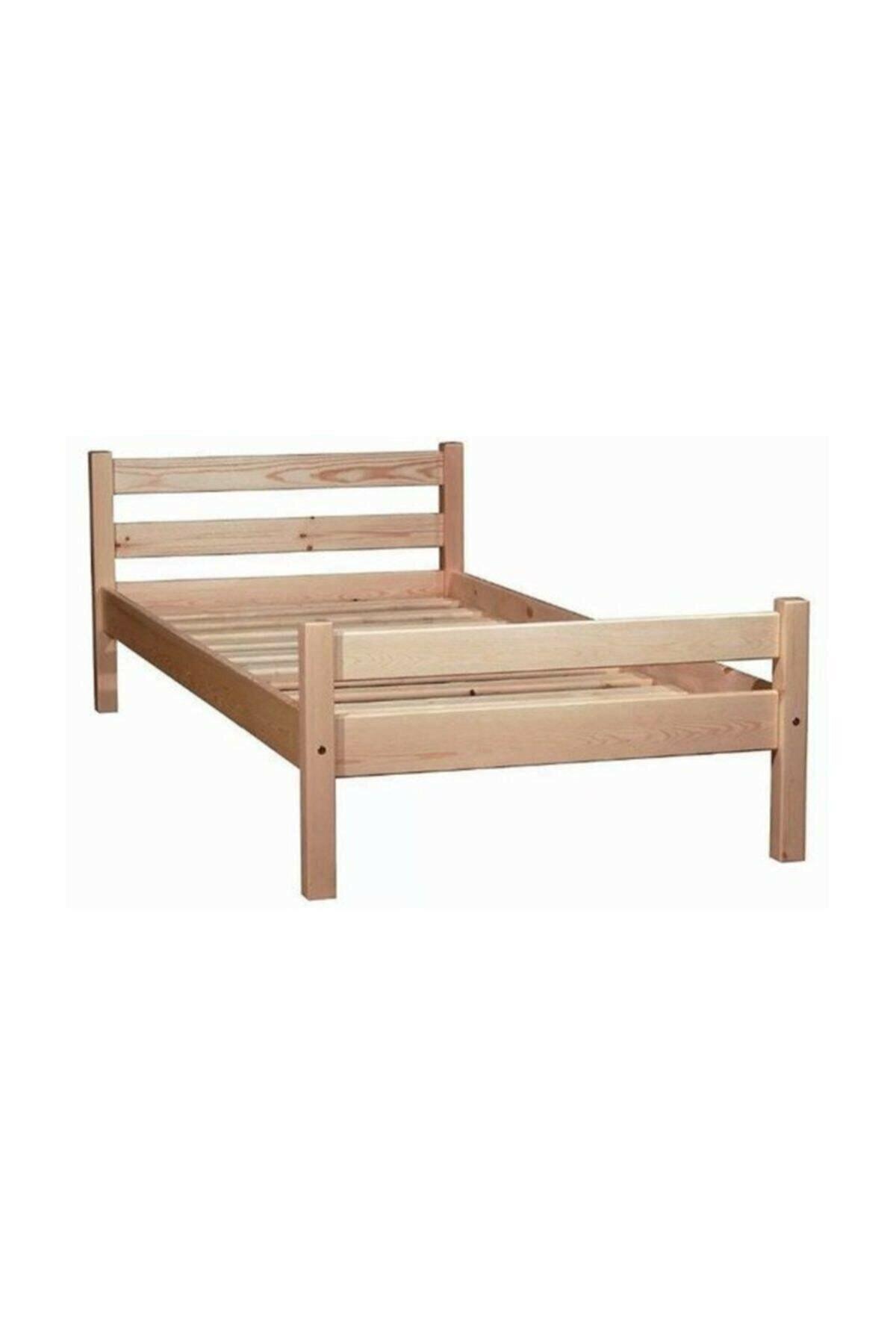 Yatak Çocuk Yatak Doğal Çam Ağacından 90x190