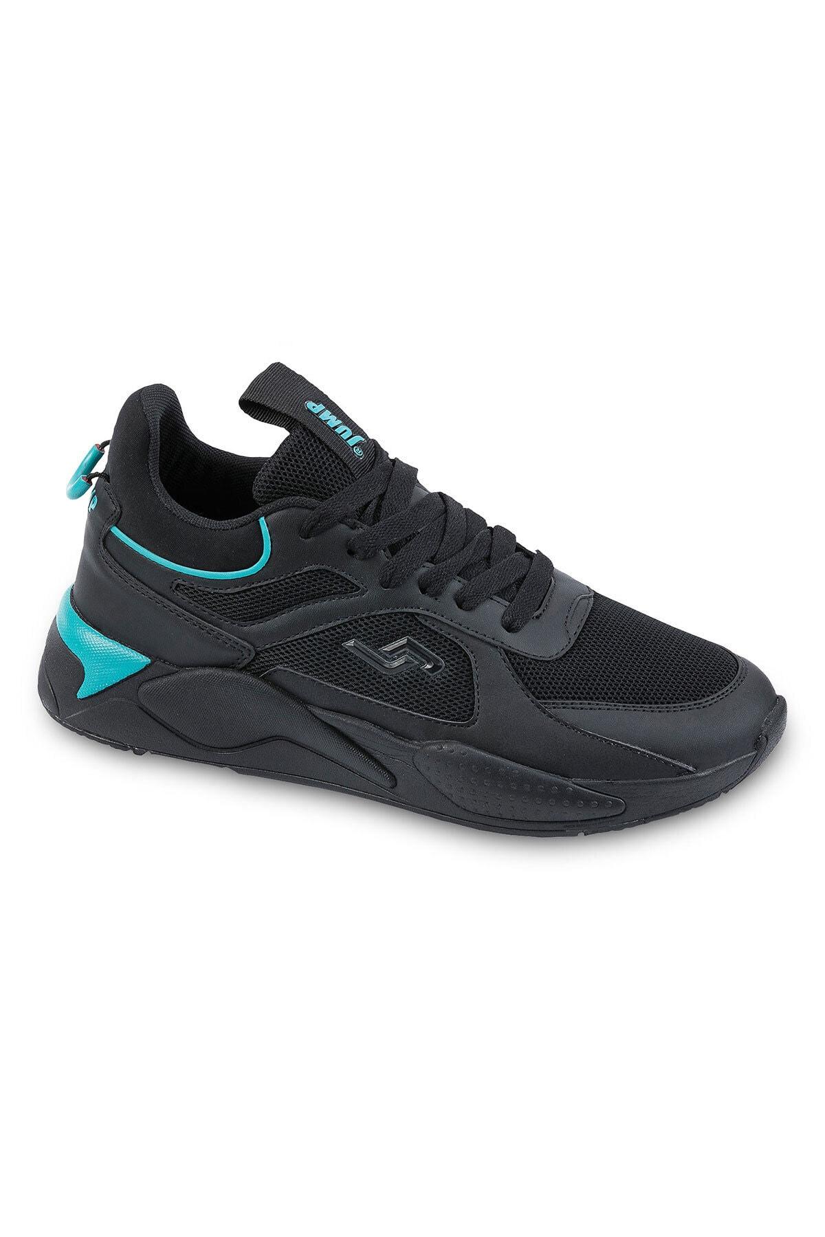 Erkek Siyah Spor Ayakkabı 24770