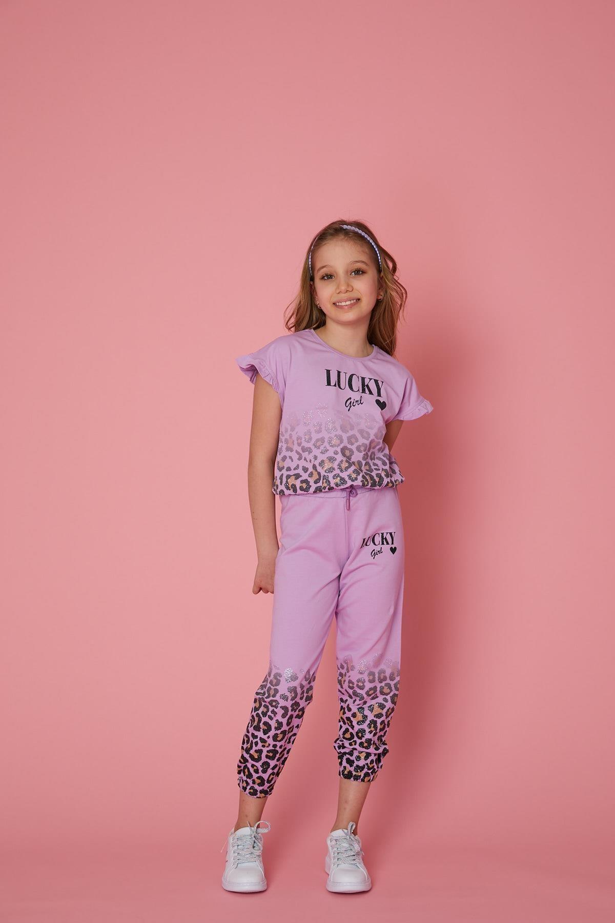 Littlestar Kız Çocuk Eşofman Altı