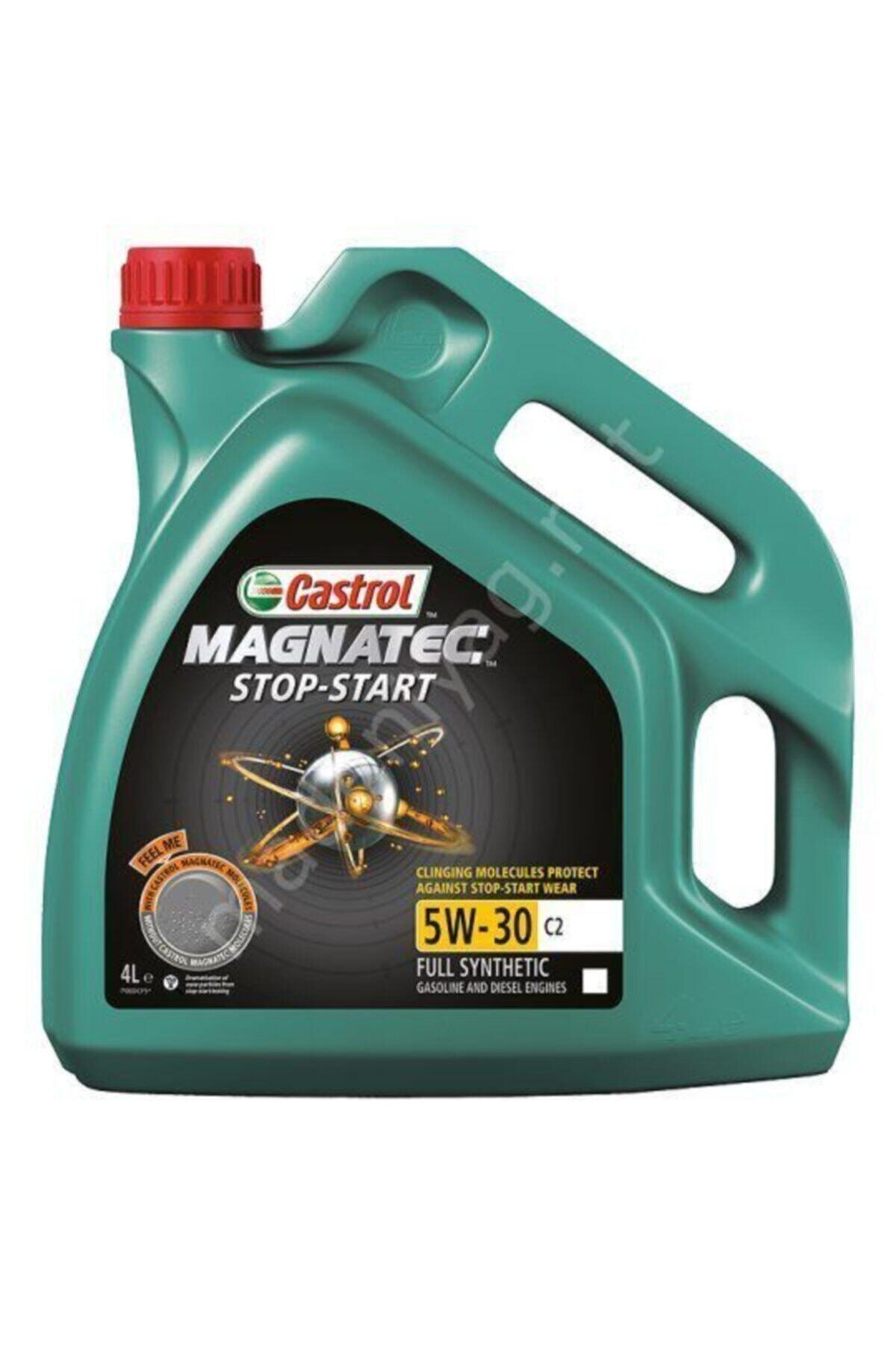 Magnatec 5w 30 C2 4 Lt 2020 Tarihli Psa Approval B71 2290 Onaylı
