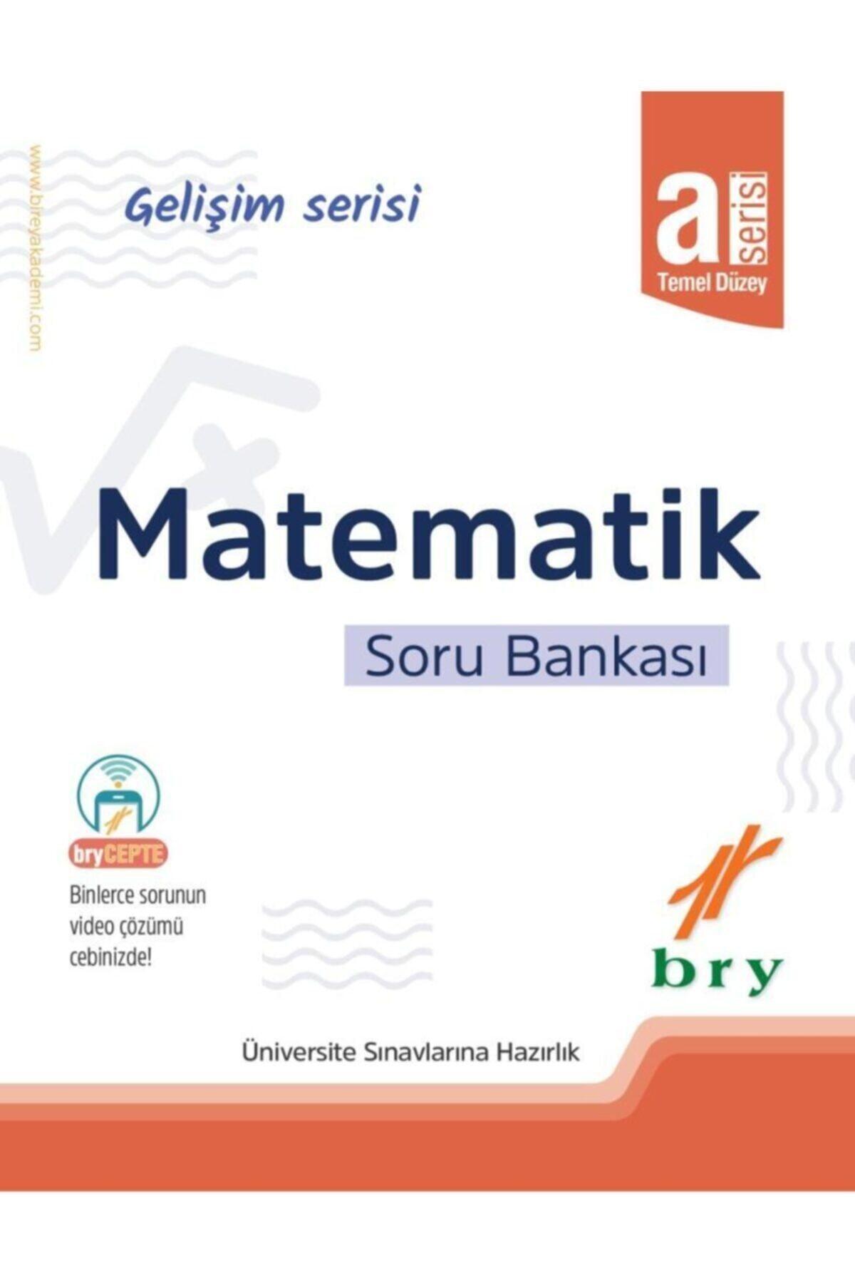 A Serisi Matematik Soru Bankası Temel Düzey