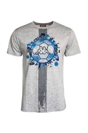 Picture of 304ı4ı0-77m Erkek Baskılı T-shirt Bartarı