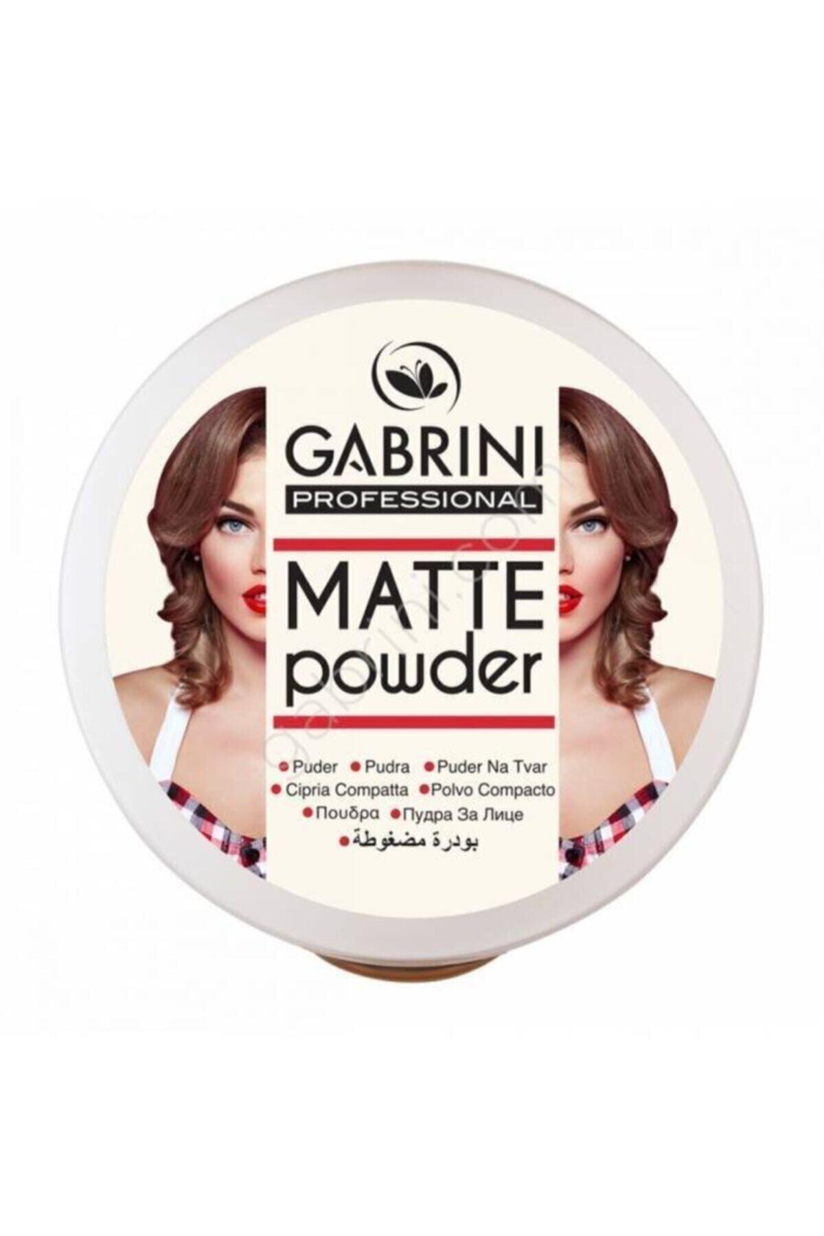 Professional Matte Powder 01