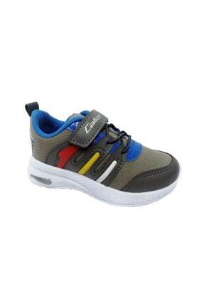 تصویر از 02-21 Işıklı Deri Cırtlı Patik Çocuk Spor Ayakkabı