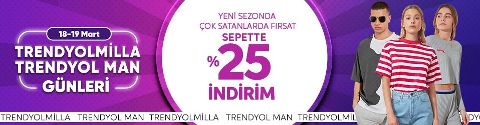 TRENDYOLMİLLA&TRENDYOL MAN - Yeni Sezonda Çok Satanlarda Fırsat