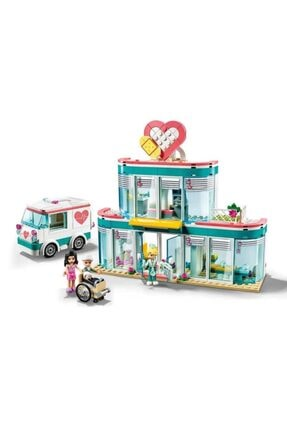 LEGO Lgf41394 Fr-heartlake Şehir Hastanesi 379 Pcs/friends /+6 Yaş 1