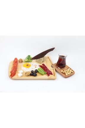 Zembu Peynir Kesme Ve Sunum Tahtası 1
