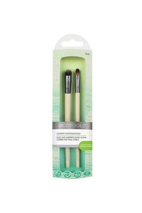 Ecotools 2li Ultimate Concealer Fırçası 1630 0