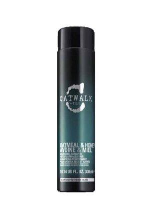Tigi Bed Head Kuru Ve Yıpranmış Saçlar Için Şampuan - Catwalk Oatmeal & Honey 300 Ml 61590842146 0