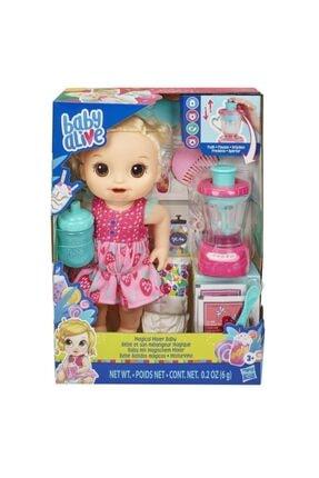 Hasbro E6943 Ba Sarışın Bebeğim Ve 3 Sihirli Mikserim /baby Alıve 1