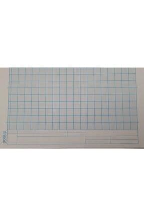 FİYPER A4 Milimetrik Teknik Resim Kağıdı 30lu Poşet - Mavi 1