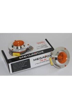 megavox Tw-40 4 '' 400 Watt Profesyonel Spl Dome Tweeter ( Anfi Uyumlu ) 3