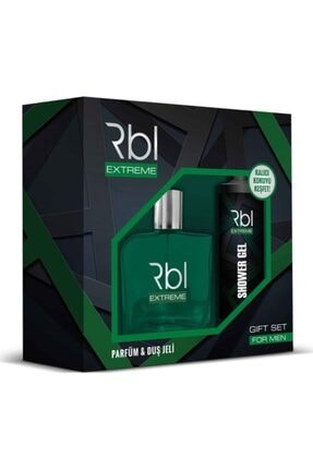 Rebul Extreme Erkek Edt 90ml+duş Jeli 200ml 0