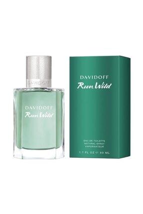 Davidoff Run Wild Edt 50 ml Erkek Parfüm 3614227880184 0
