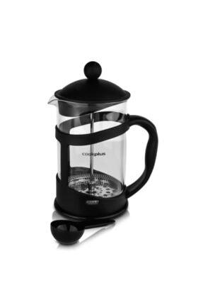 Cookplus Coffee Bean Siyah French Press 800 Ml 0