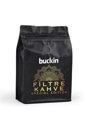 Buckin Premium Filtre Kahve 250gr Öğütülmüş 0