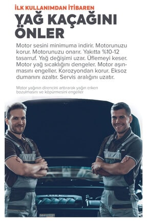 BOOSTUP Nitro Bor Motor Yenileyici + Koruyucu ( 2' Li ) 3