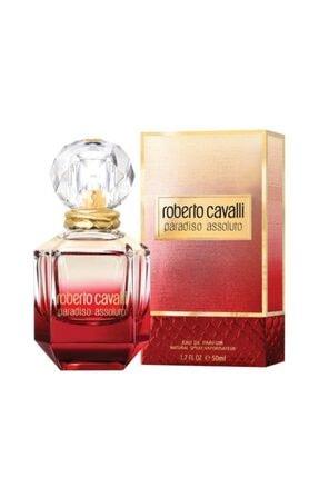 Roberto Cavalli Paradiso Assoluto Edp 50 ml Kadın Parfüm 3614222793458 0
