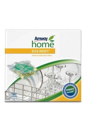 Amway Home Dish Drops Bulaşık Makinesi Deterjanı 60 Tablet 0