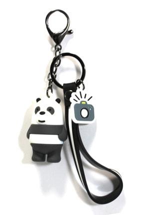 Modaroma We Bare Bears - Panda Bear Anahtarlık 1