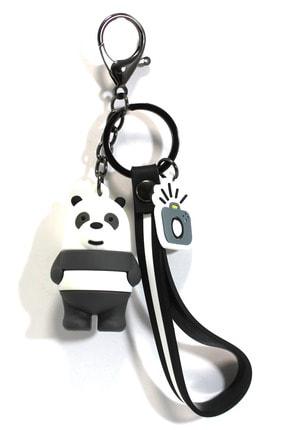 Modaroma We Bare Bears - Panda Bear Anahtarlık 2