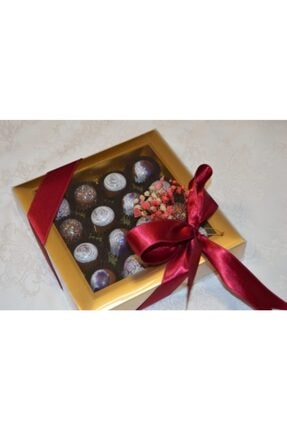 Callebaut Özel Tasarım Special Çikolata Kutusu 2