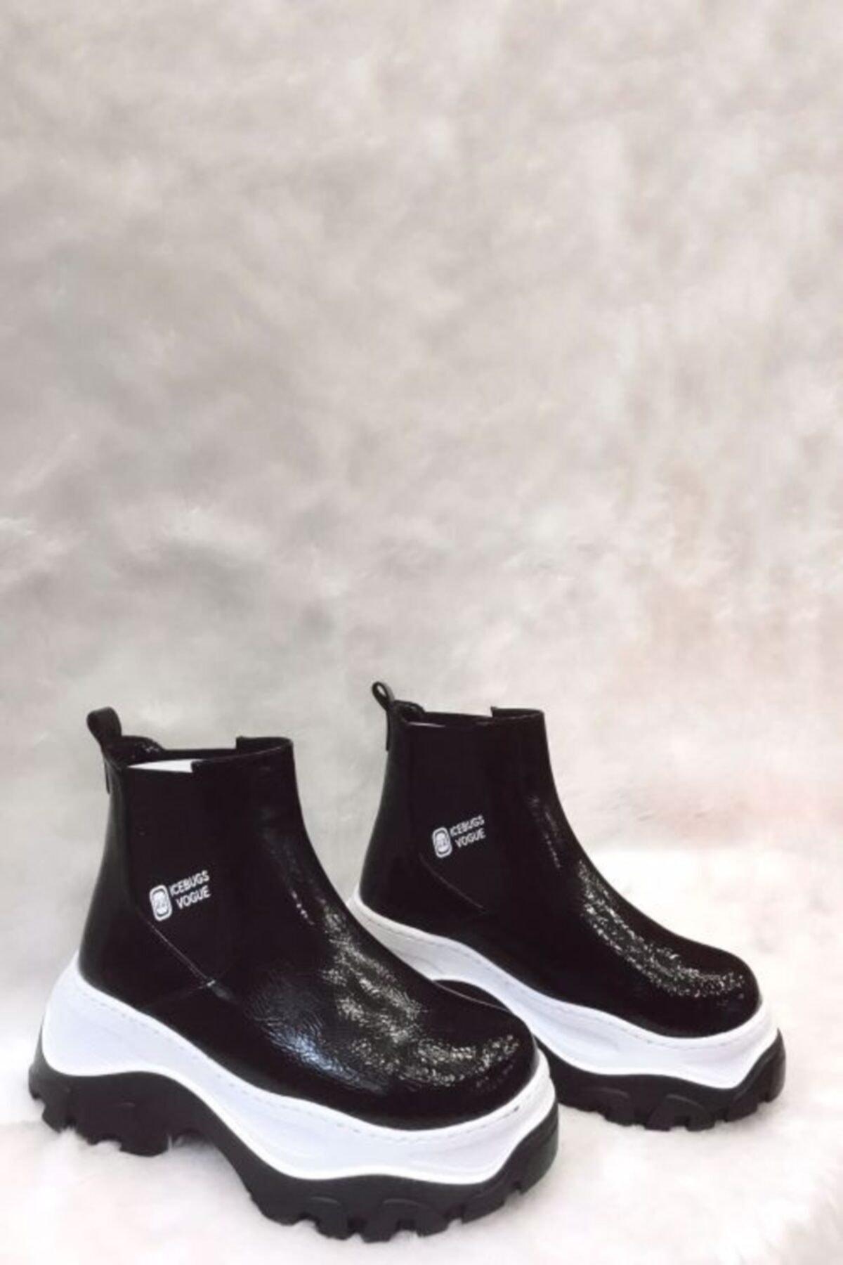 Miray Ayakkabı Kadın Siyah Bot