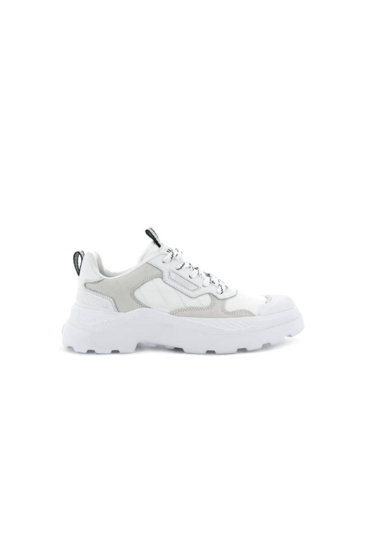 Palladium Kadın Beyaz Ayakkabı